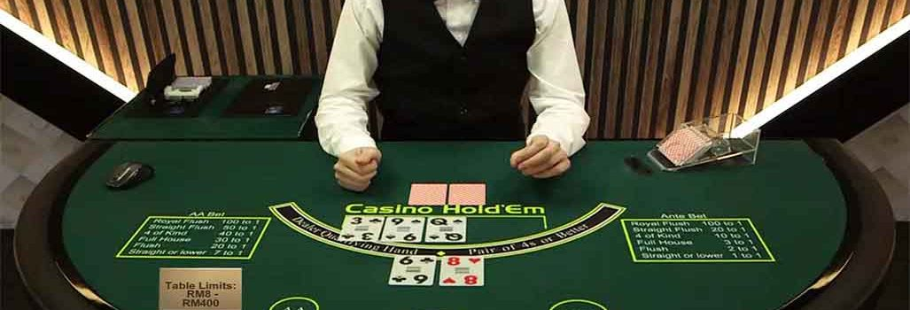 Ideas About How One Can Play Baccarat